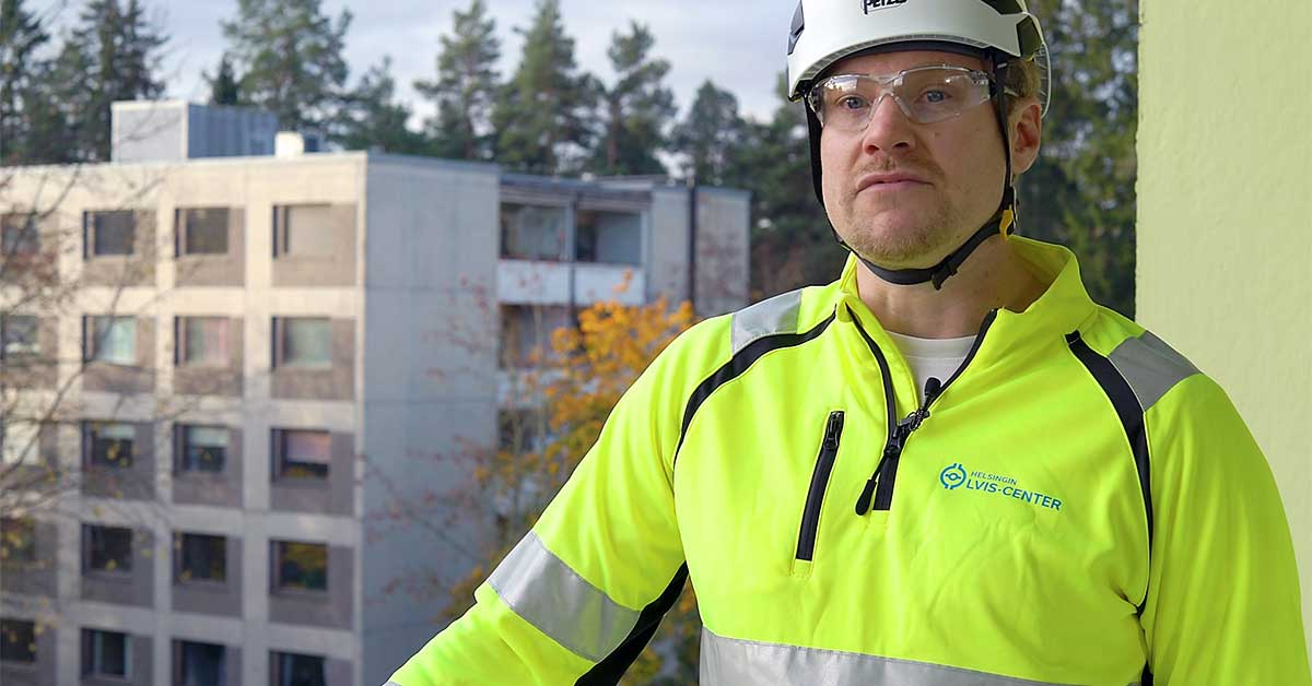 Helsingin LVIS-Center | vesikiertoisten lattialämmitysjärjestelmien suunnittelu ja asentaminen