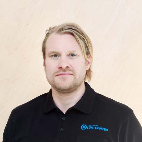 Rainer Savonen, Helsingin LVIS-Center